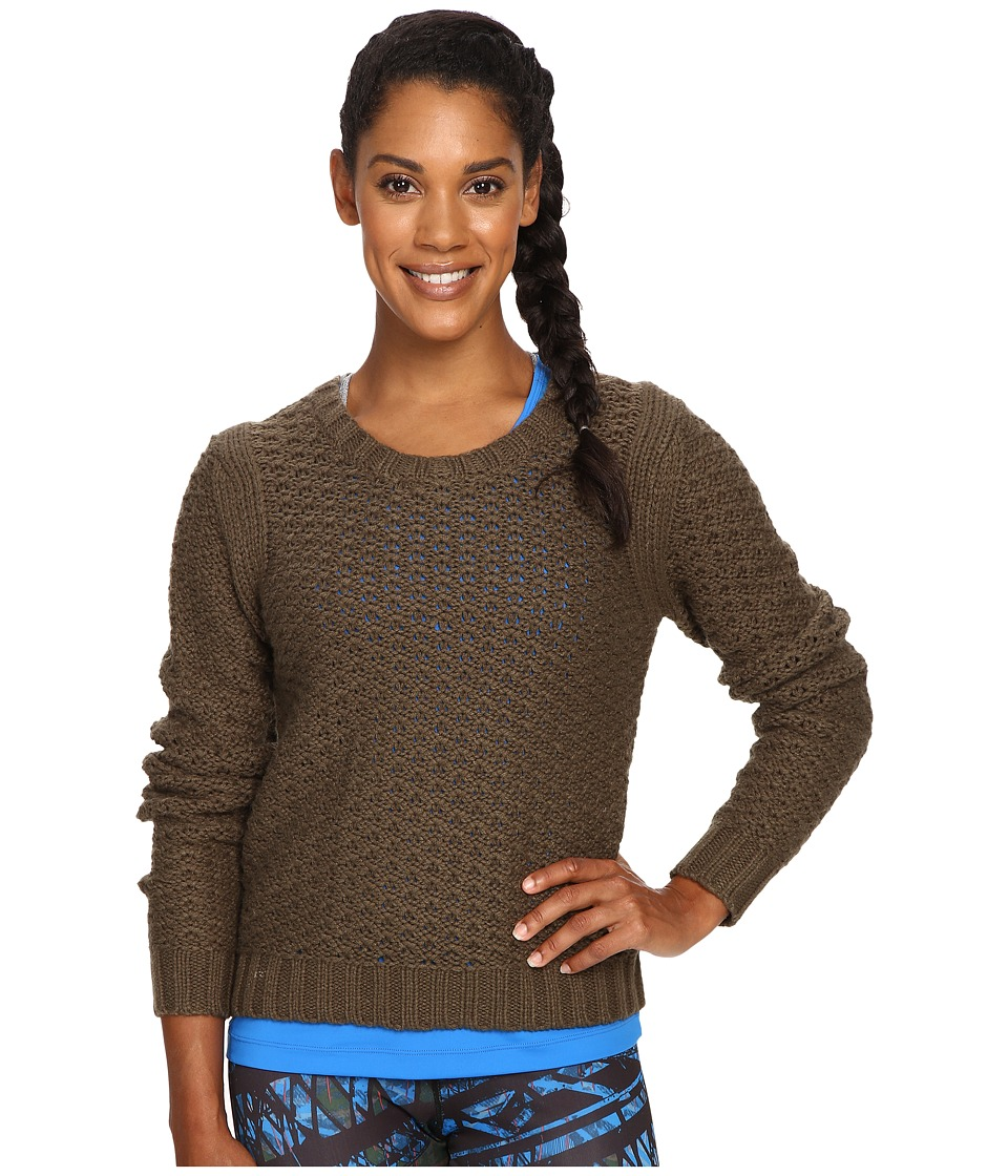 Lole - January Sweater (Khaki) Women's Sweater