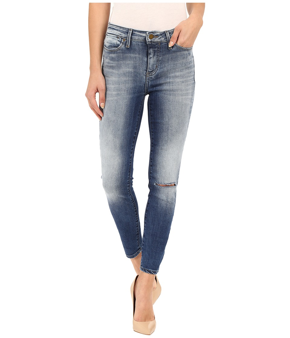 Calvin Klein Jeans - High Rise Skinny Crop in Lille (Lille) Women's Jeans