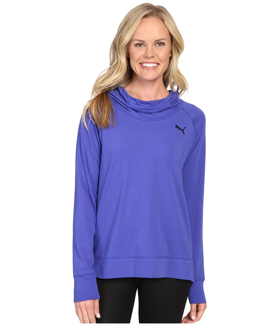PUMA - High Life Hoodie (Royal Blue) Women's Sweatshirt