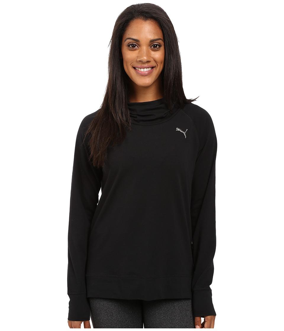 PUMA - High Life Hoodie (PUMA Black) Women's Sweatshirt