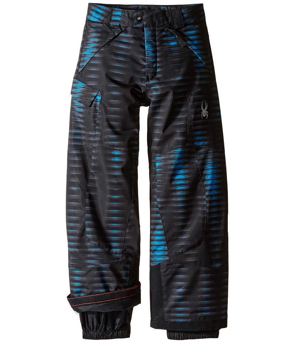 Spyder Kids - Action Pants (Big Kids) (Space Armor Electric Blue) Boy's Outerwear