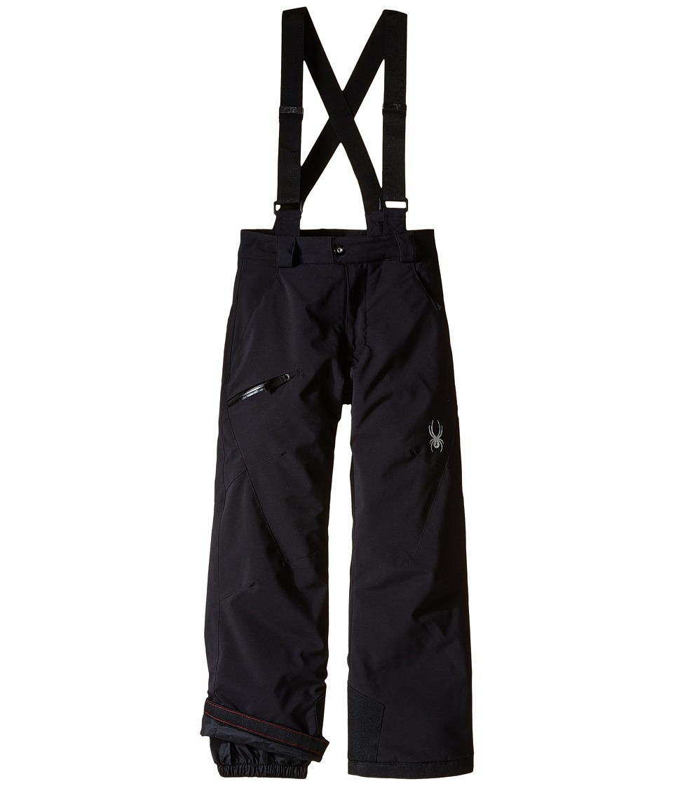 Spyder Kids - Propulsion Pants (Big Kids) (Black) Boy's Outerwear