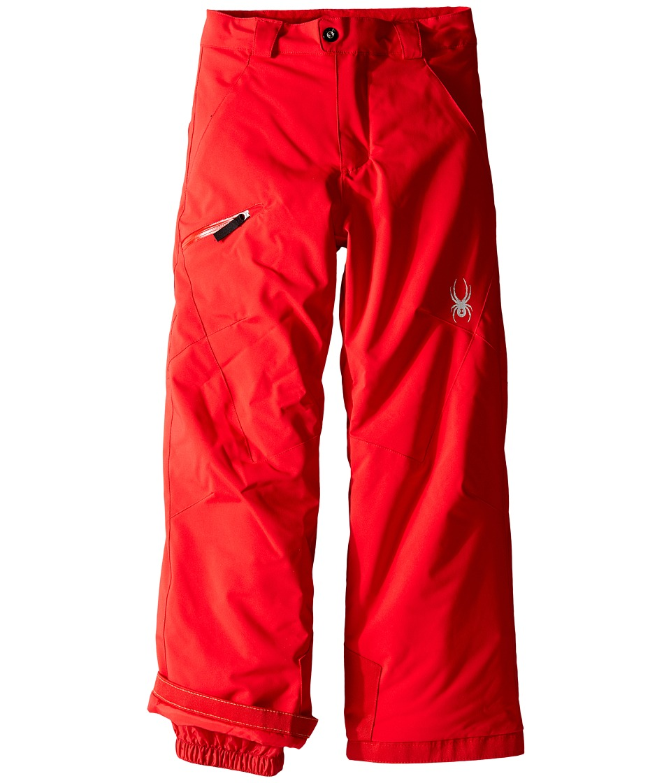 Spyder Kids - Propulsion Pants (Big Kids) (Red) Boy's Outerwear