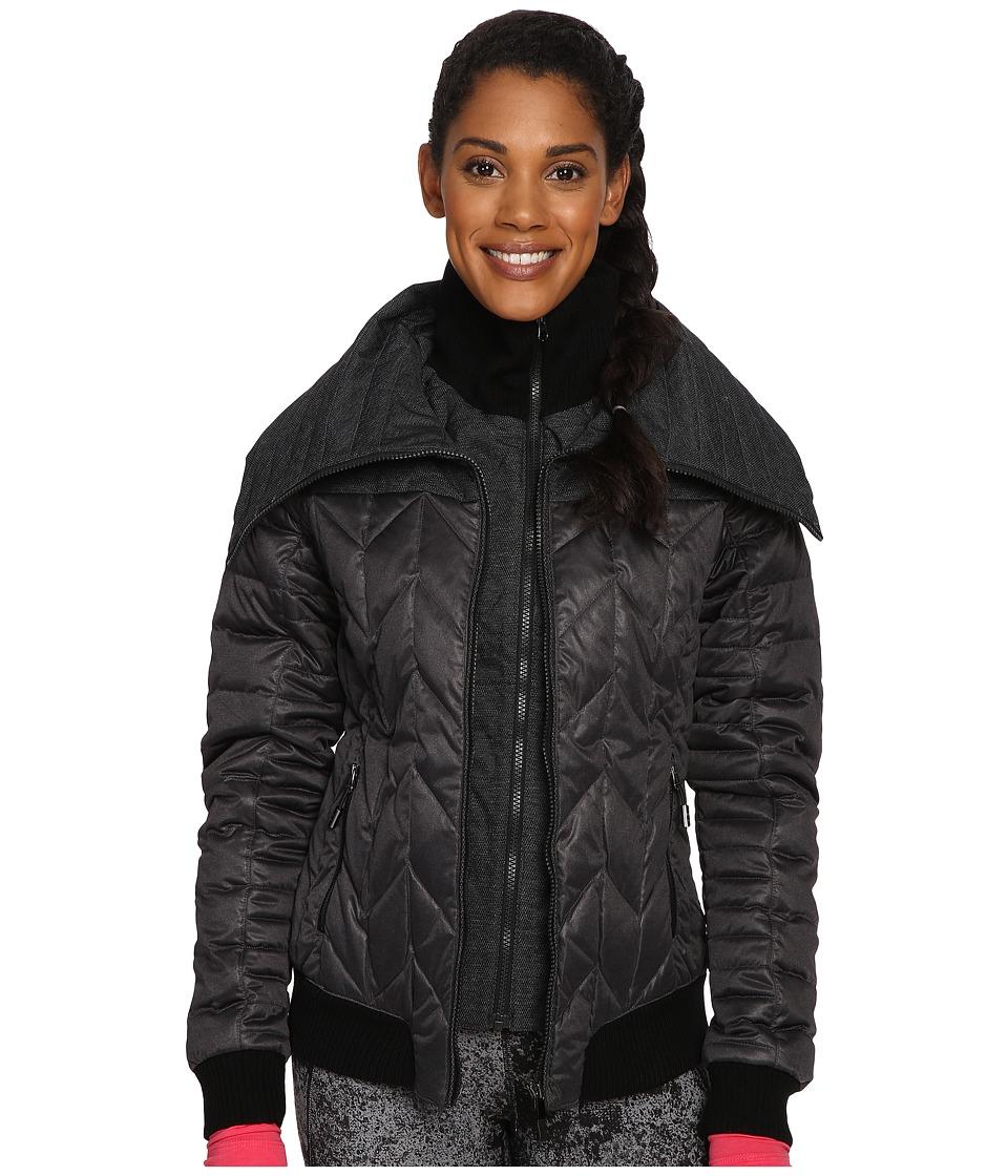 Lole Colleen Jacket (Dark Charcoal Heather) Women