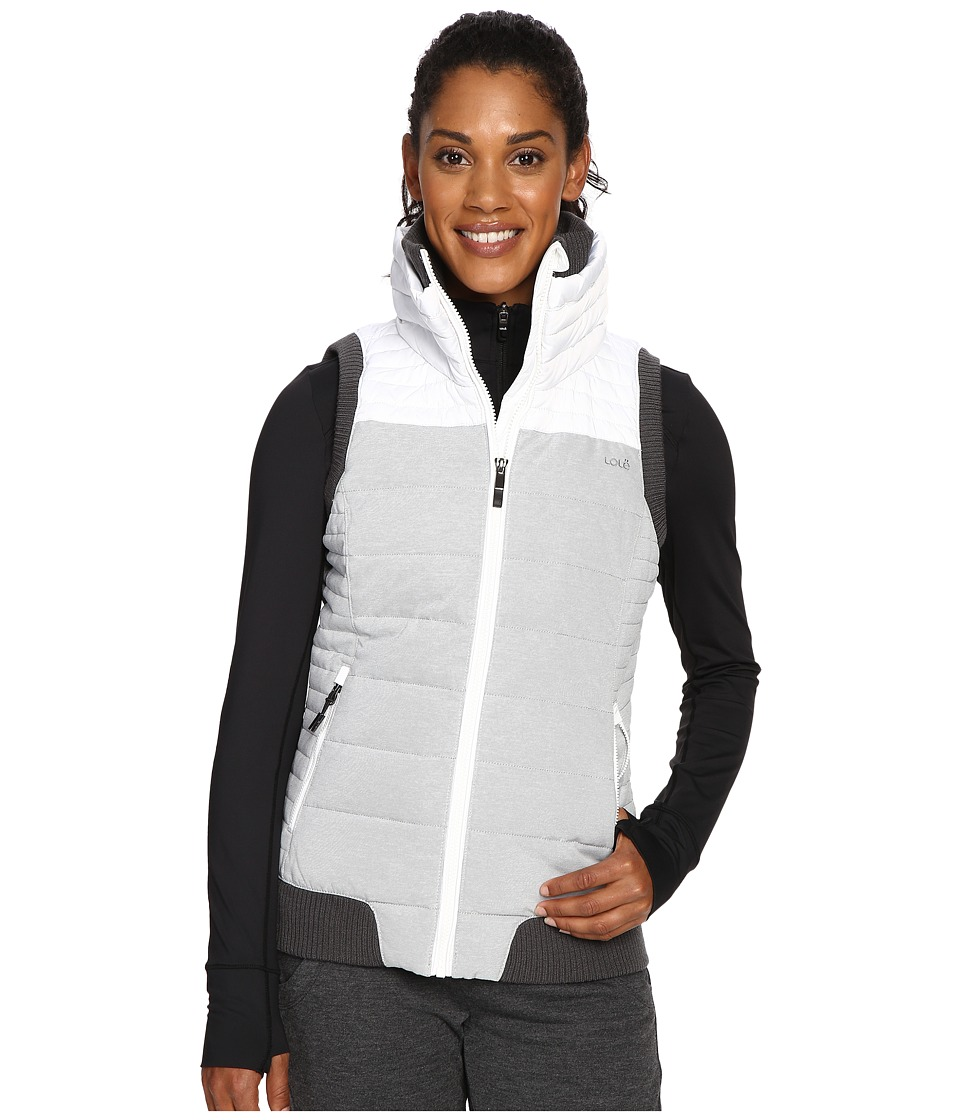 Lole - Brooklyn Vest (Dark Charcoal) Women's Vest