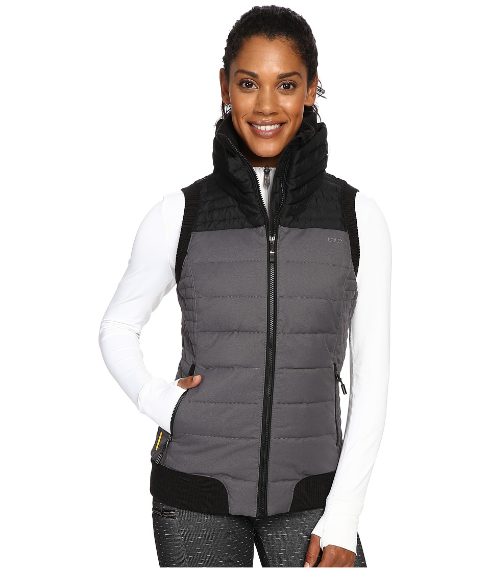 Lole - Brooklyn Vest (Faded Black) Women's Vest