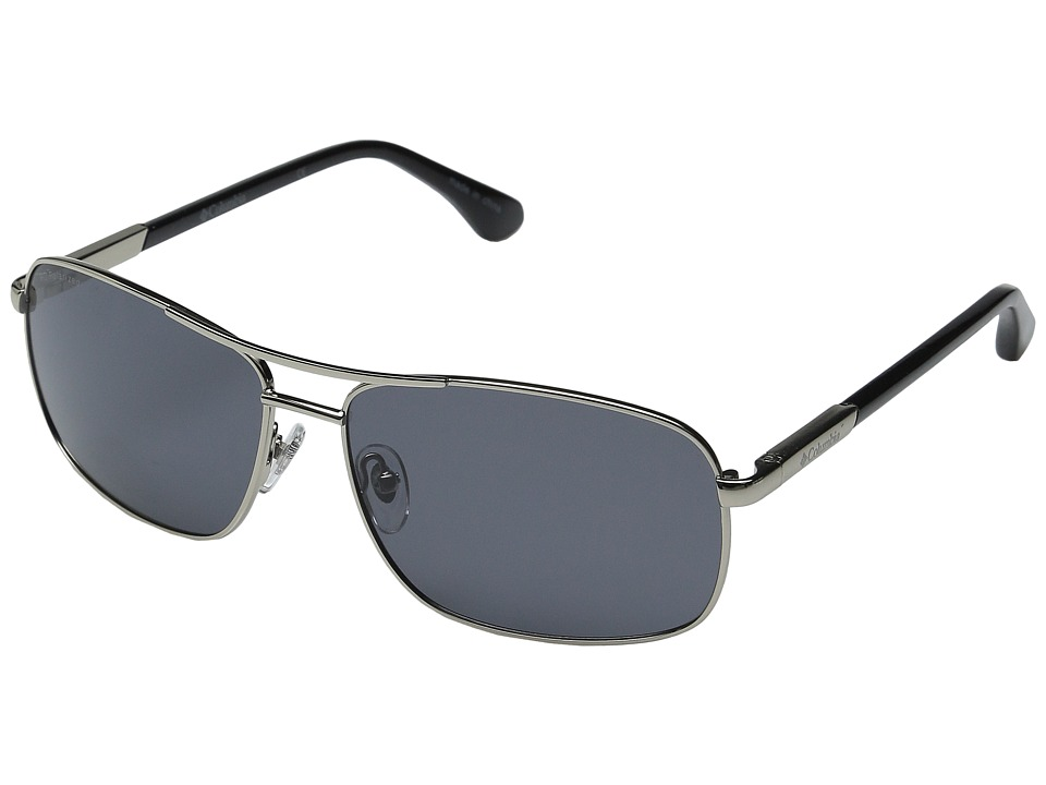 Columbia - CBC80501 (Shiny Silver) Sport Sunglasses