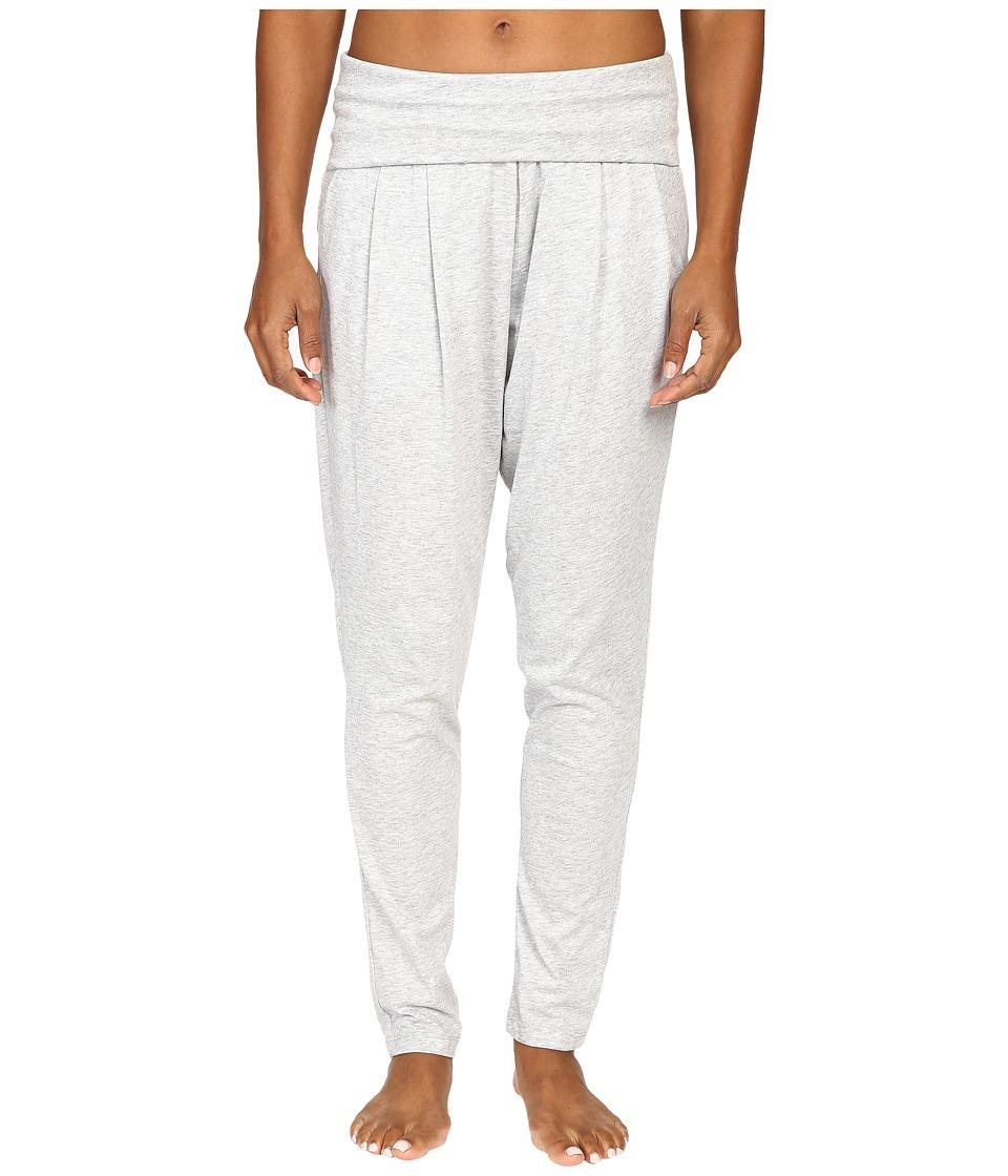 PUMA - Ess Drapy Pants (Light Gray Heather) Women's Casual Pants