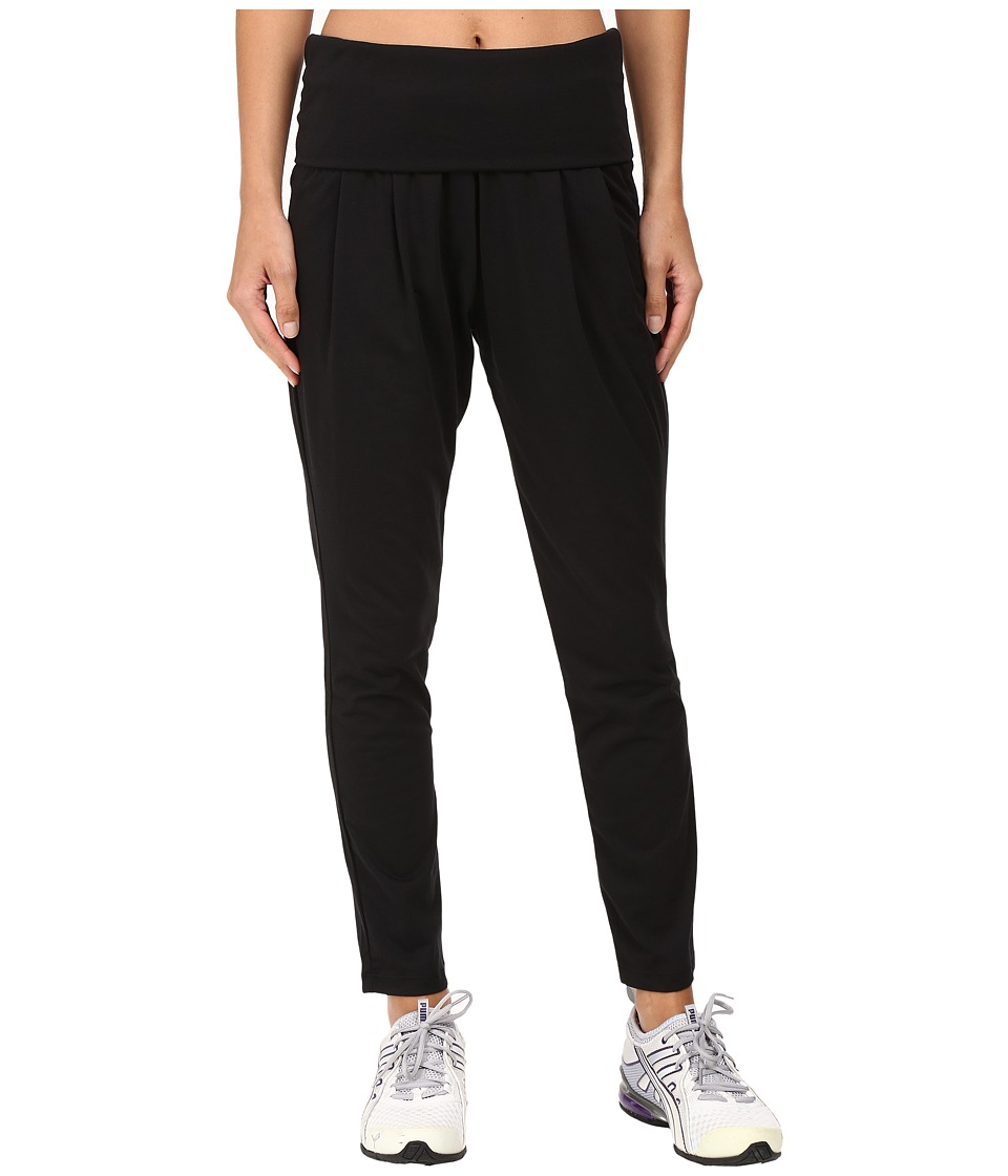 PUMA - Ess Drapy Pants (Cotton Black) Women's Casual Pants