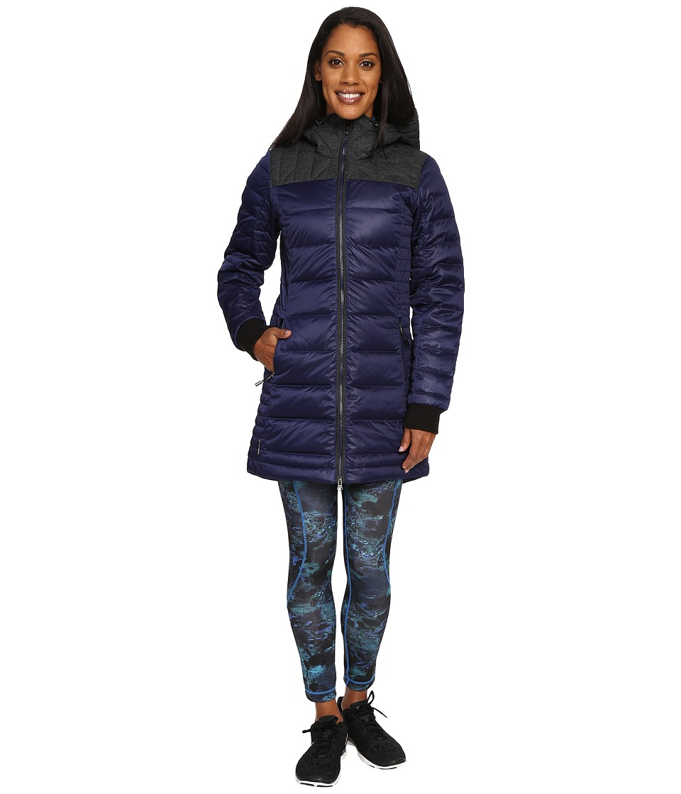 Lole - Faith Jacket (Amalfi Blue) Women's Coat
