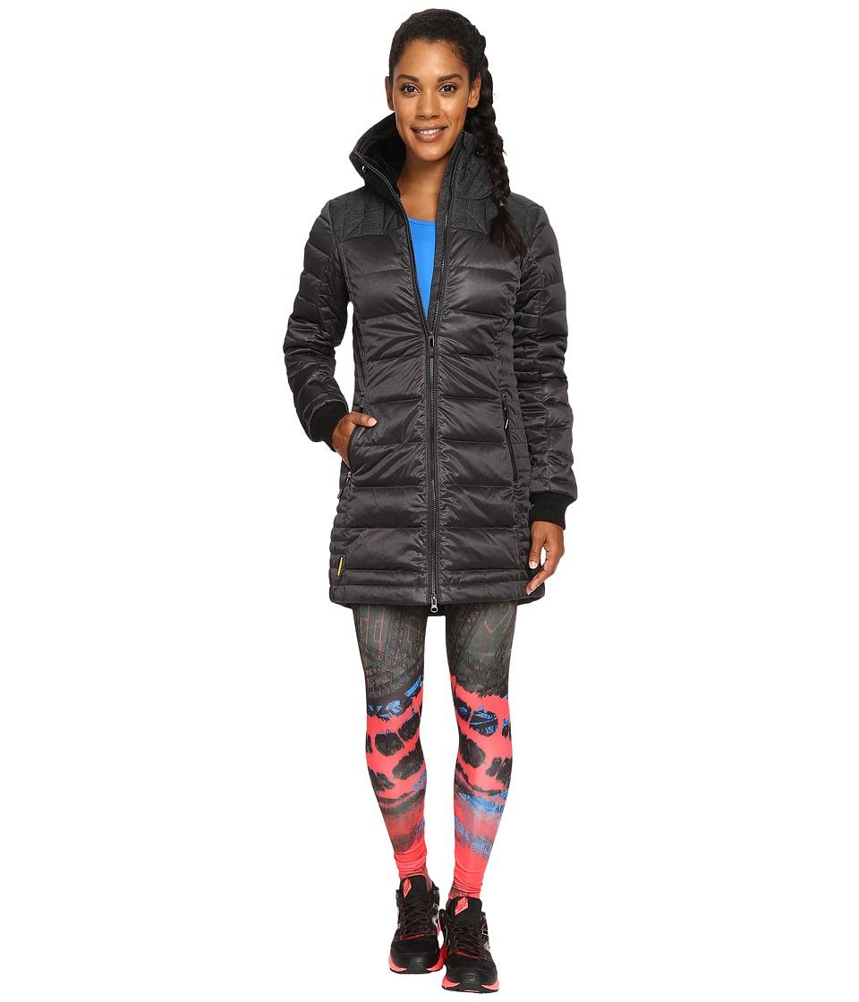 Lole - Faith Jacket (Dark Charcoal) Women's Coat