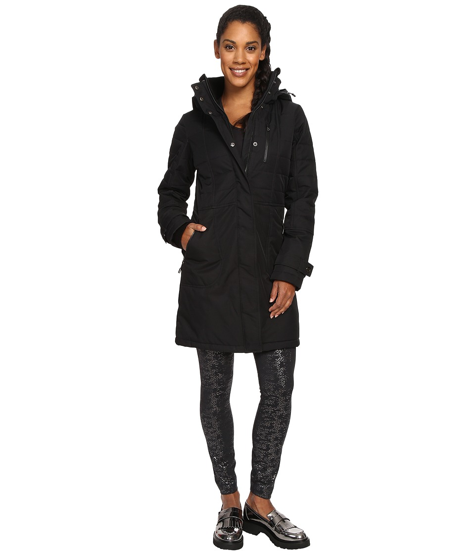 Lole - Kathleen Jacket (Black) Women's Coat