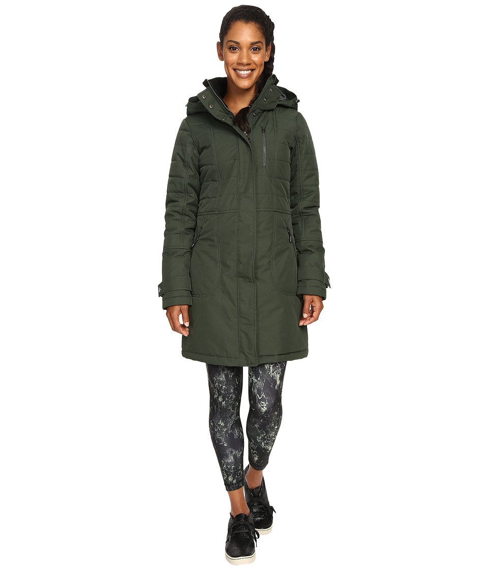Lole - Kathleen Jacket (Forest) Women's Coat