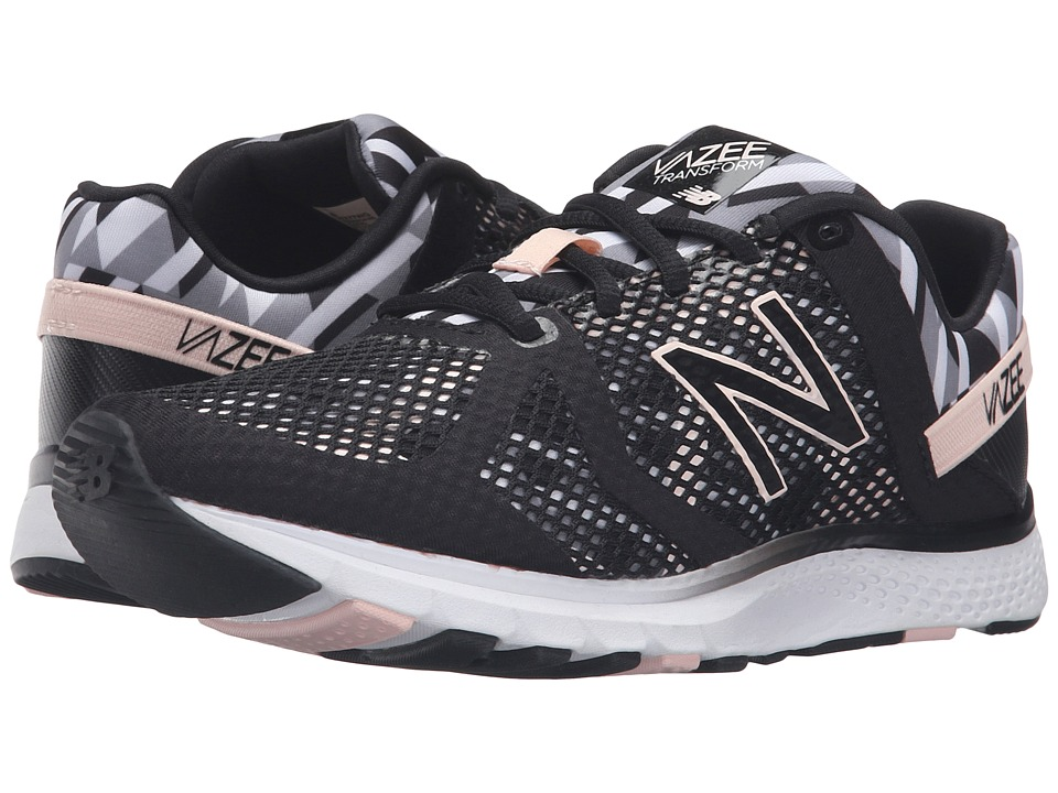 New Balance - WX77v1 (Shell Pink/Graphic) Women's Shoes