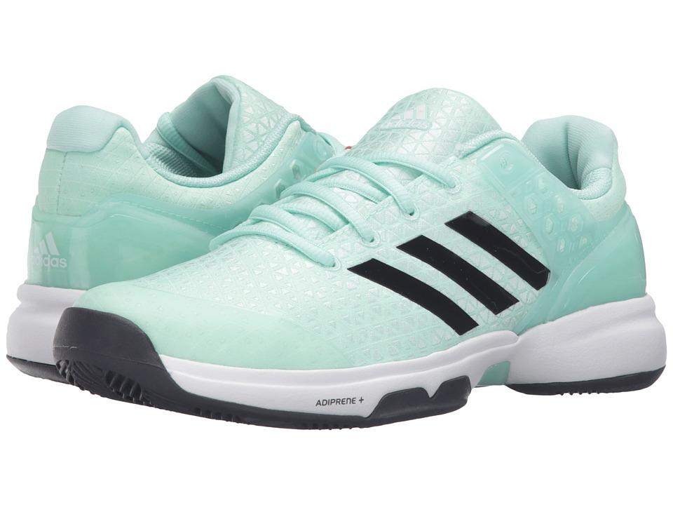 adidas - Adizero Ubersonic 2 (Ice Green/Utility) Women's Tennis Shoes