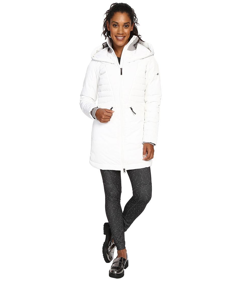 Lole - Emmy Jacket (White 2) Women's Coat