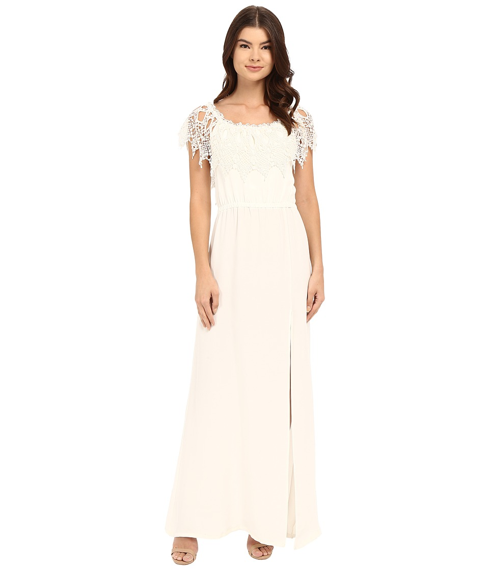 Stone Cold Fox - Penelope Gown (White) Women's Dress
