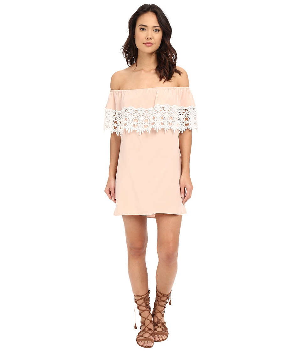 Stone Cold Fox - Bonita Dress (Rose) Women's Dress