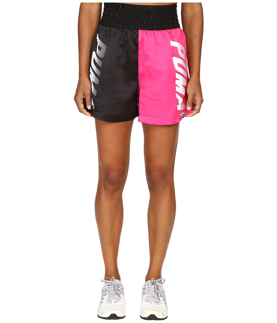 PUMA - Speed Font Shorts (PUMA Black) Women's Shorts