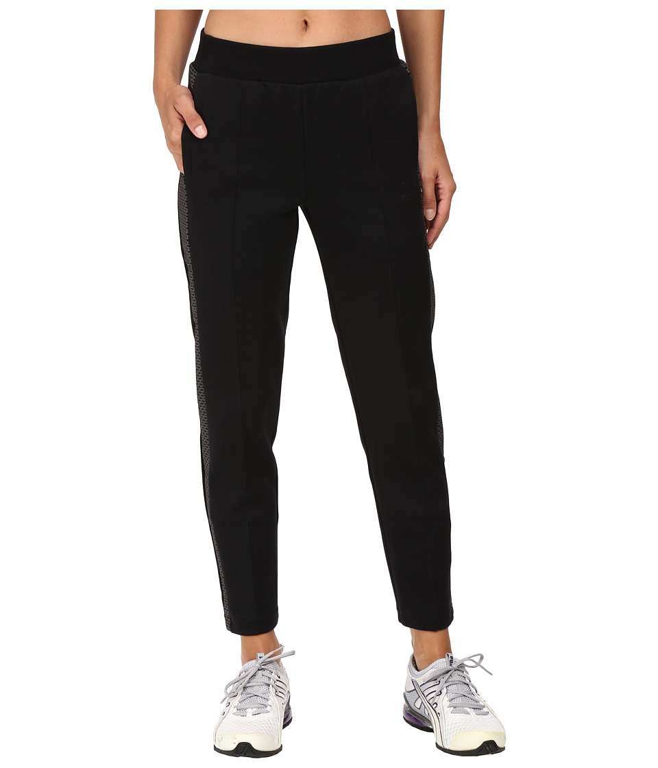 PUMA - Gold T7 7/8 Pants (PUMA Black) Women's Casual Pants
