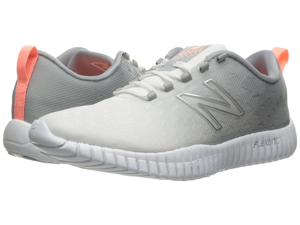 New Balance - WX99v1 (Silver/White) Women's Shoes