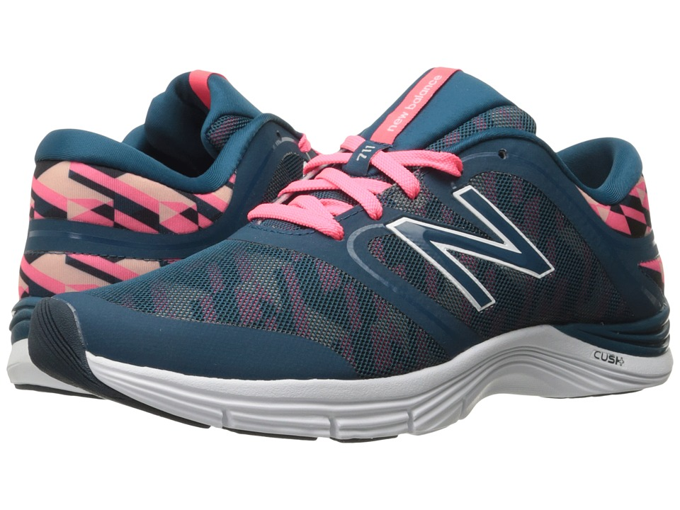 New Balance - WX711v2 (Guava/Graphic) Women's Cross Training Shoes