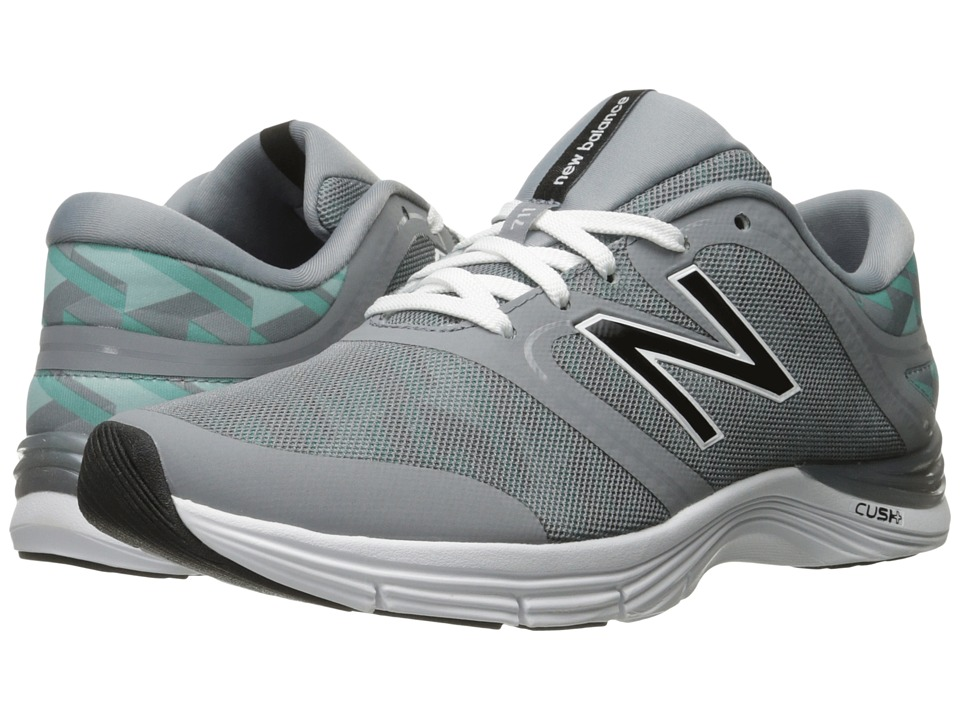 New Balance - WX711v2 (Aquarius/Graphic) Women's Cross Training Shoes