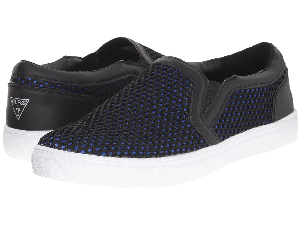 GUESS - Thompson (Black) Men's Slip on Shoes