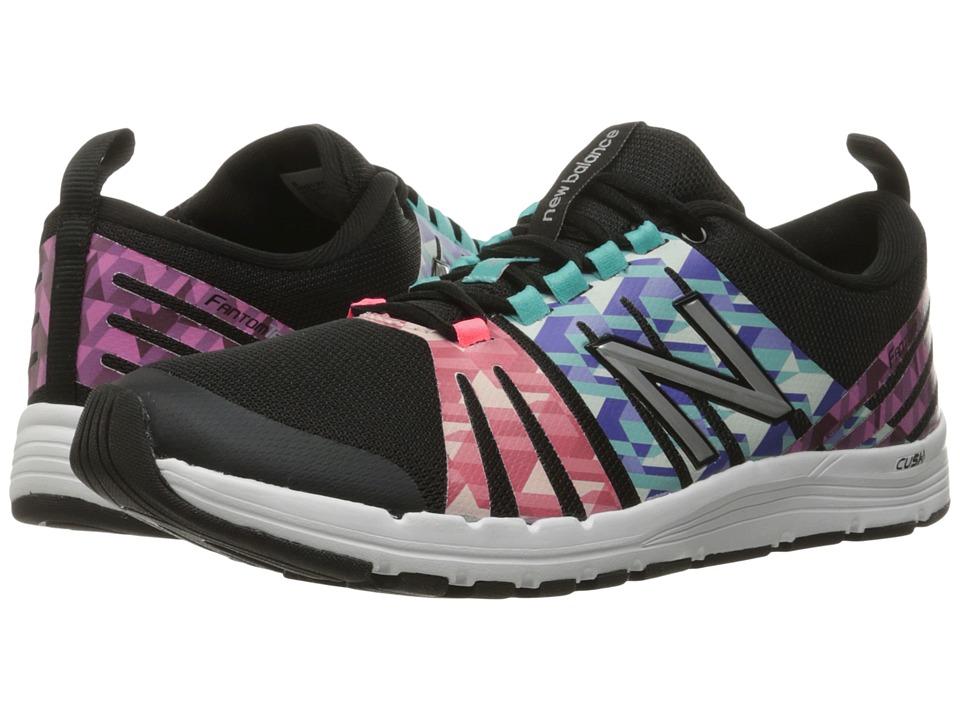 New Balance - WX811 (Black/Graphic) Women's Shoes