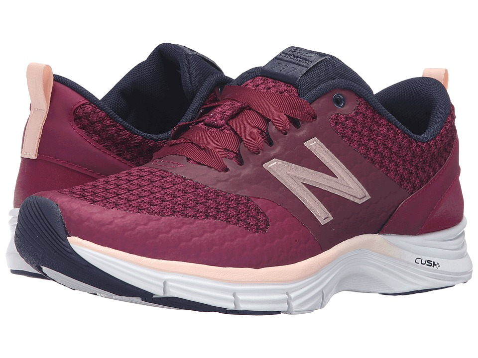 New Balance - WF717v2 (Deep Jewel/Shell Pink) Women's Shoes