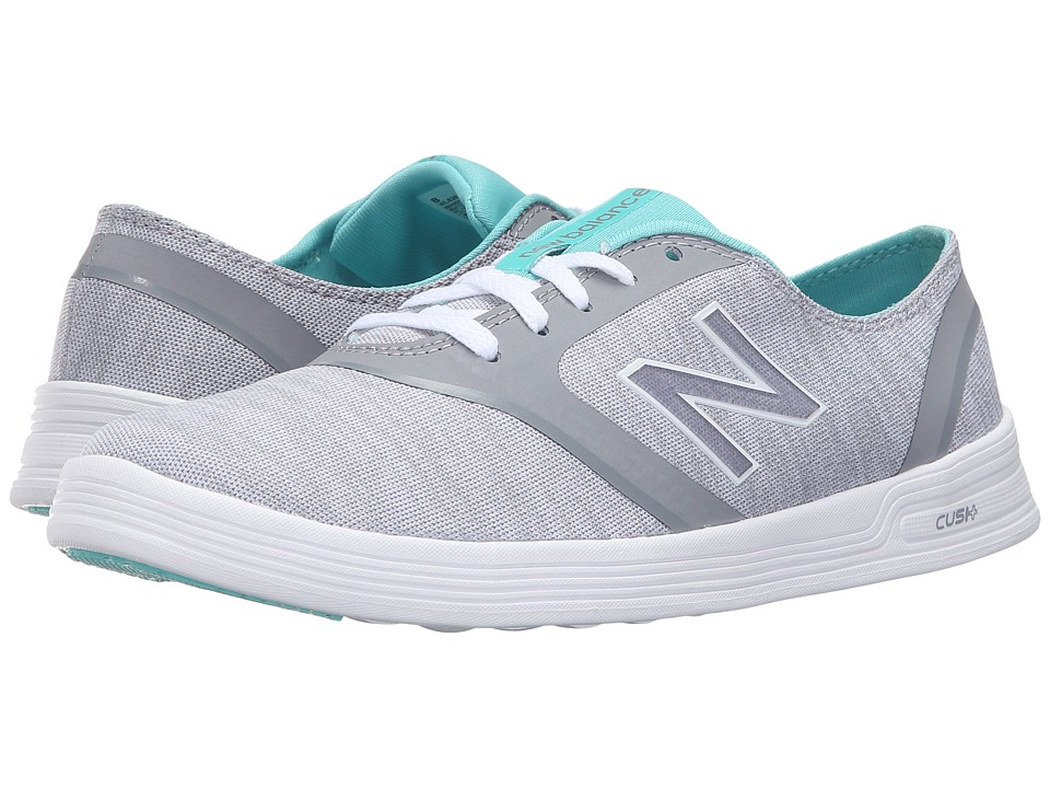New Balance - WL628v1 (Silver Mink/Aquarius) Women's Shoes