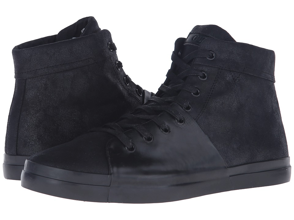 GUESS Morty Black Mens Shoes