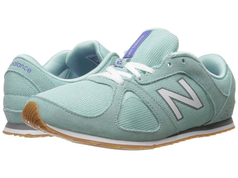 New Balance - WL555v1 (Drizzle/White) Women's Shoes