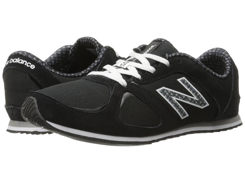 New Balance - WL555v1 (Black/Graphic) Women's Shoes