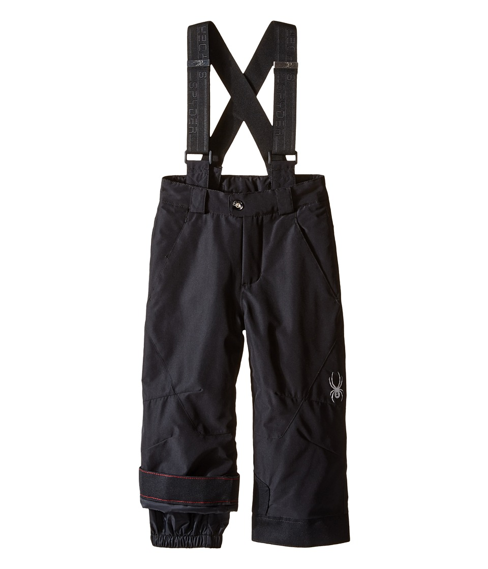 Spyder Kids - Mini Propulsion Pants (Toddler/Little Kids/Big Kids) (Black) Boy's Outerwear