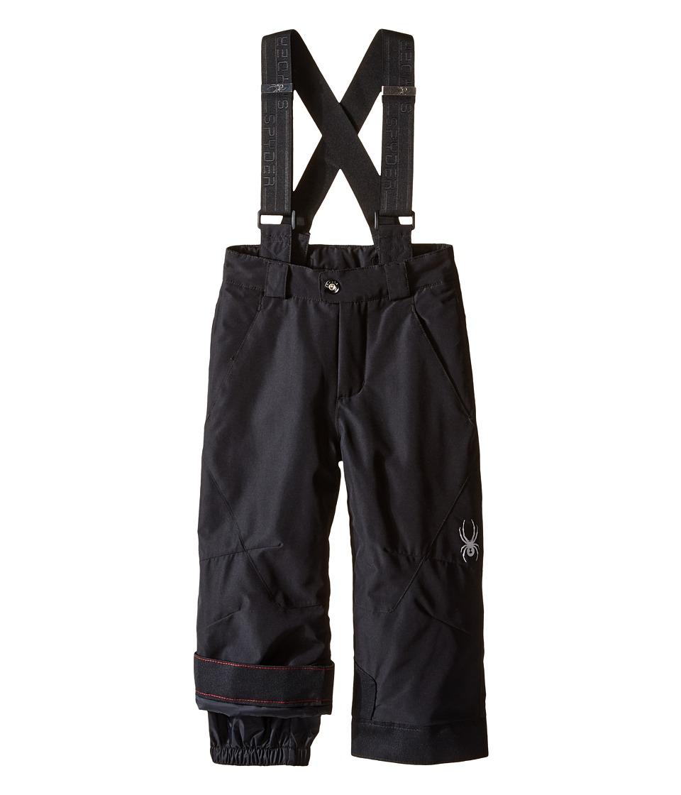Spyder Kids - Mini Propulsion Pants (Toddler/Little Kids/Big Kids) (Black) Boy's Outerwear