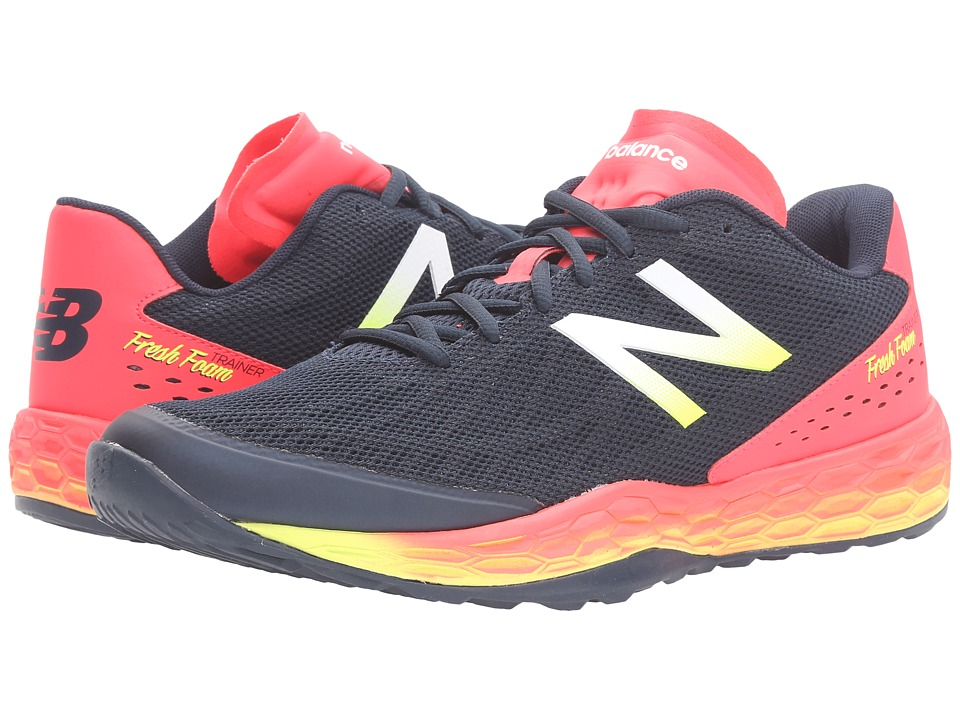 New Balance - MX80v3 (Grey/Pink) Men's Shoes
