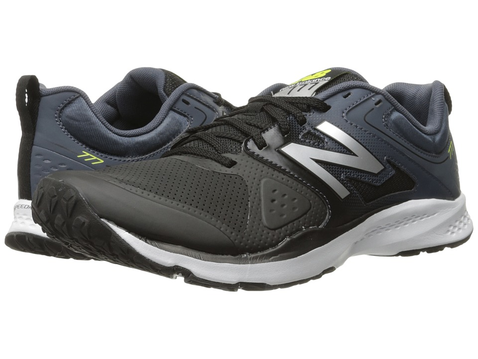 New Balance - MX777v2 (Black/Grey) Men's Shoes