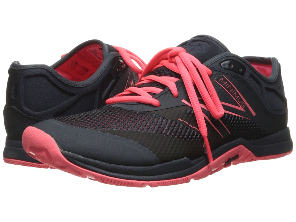 New Balance - WX20v5 (Pink/Gray) Women's Cross Training Shoes