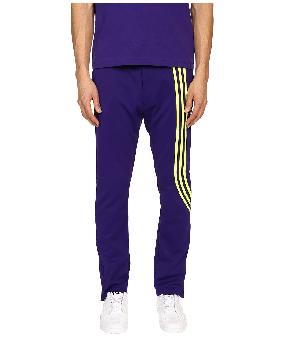 adidas Y-3 by Yohji Yamamoto - Fluid S Pants (Collegiate Purple) Men's Casual Pants