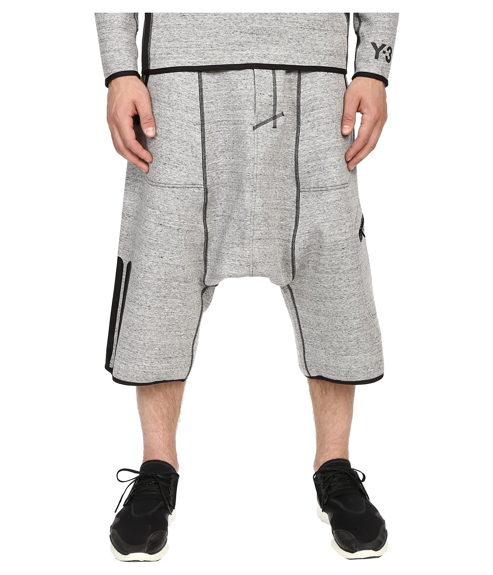 adidas Y-3 by Yohji Yamamoto - Digital Shorts (CC Grey) Men's Shorts