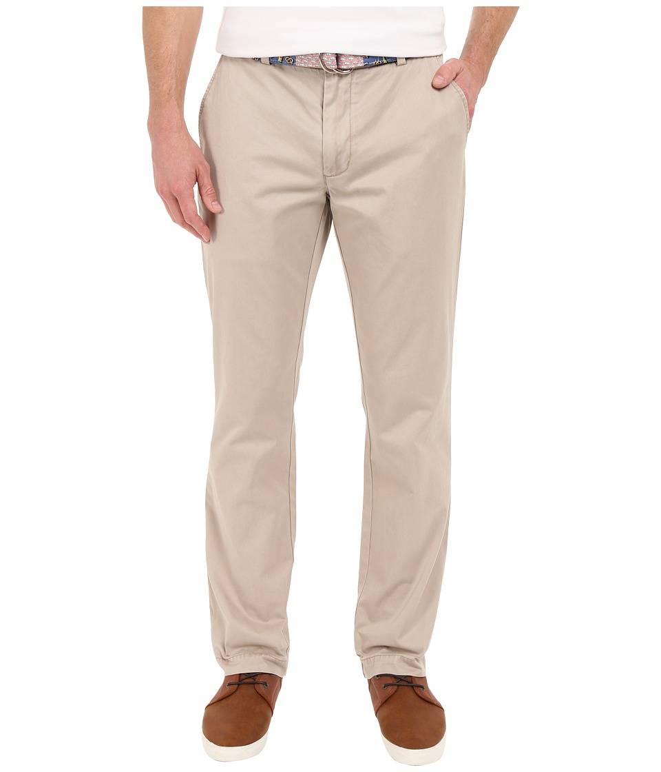 Vineyard Vines - Breaker Pants (Khaki) Men's Casual Pants