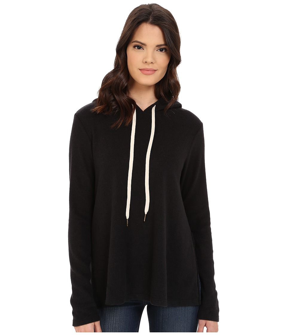 Project Social T - Camper Hoodie (Black) Women's Sweatshirt