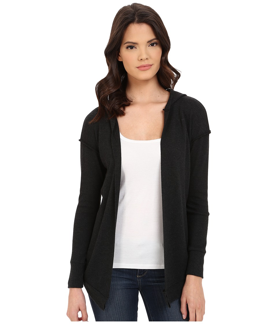 Project Social T - Fireside Cardi (Black) Women's Sweater