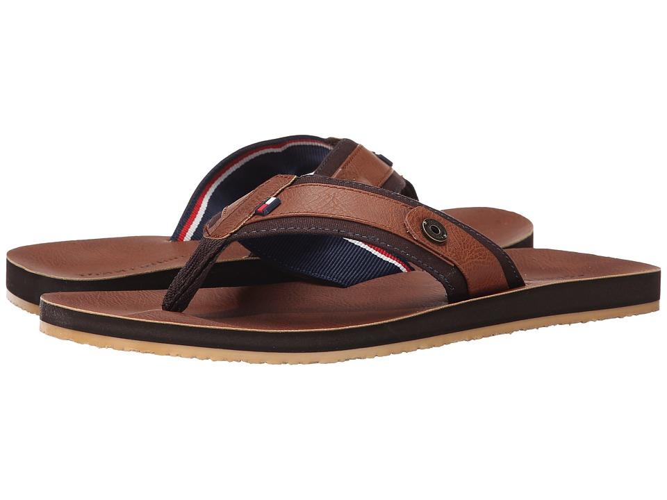 Tommy Hilfiger - Drew 2 (Tan) Men's Shoes
