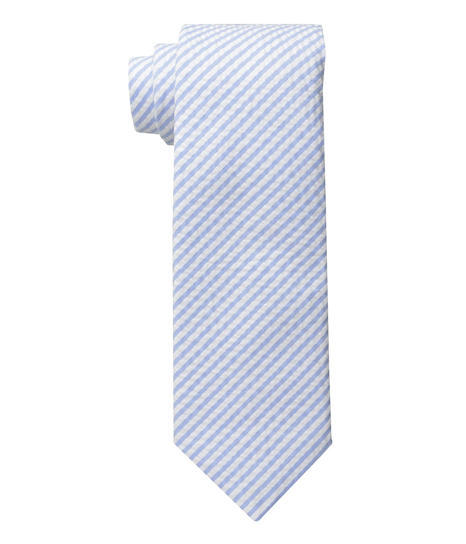 Vineyard Vines - Printed Tie-Seersucker (Hydrangea) Ties