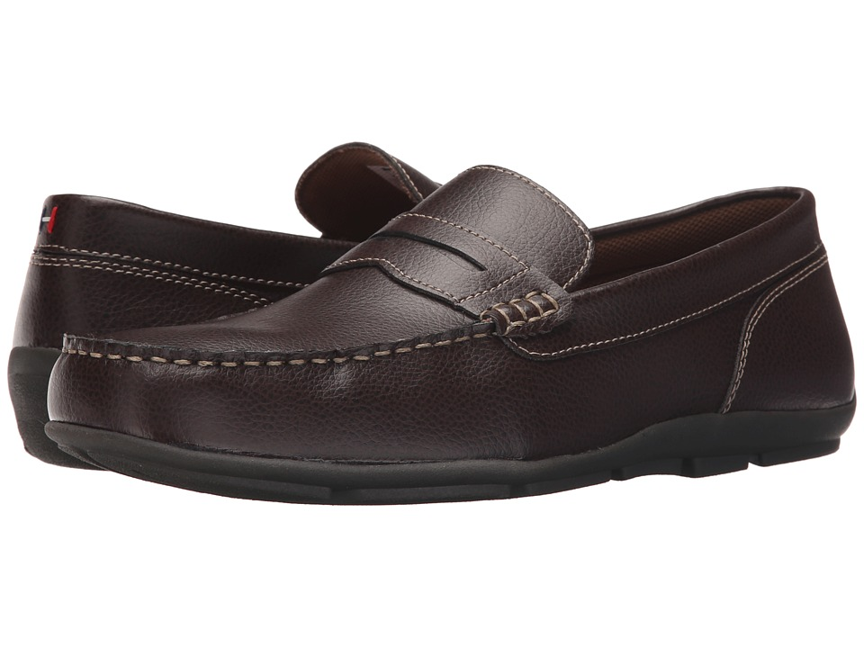 Tommy Hilfiger - Davey (Brown) Men's Shoes