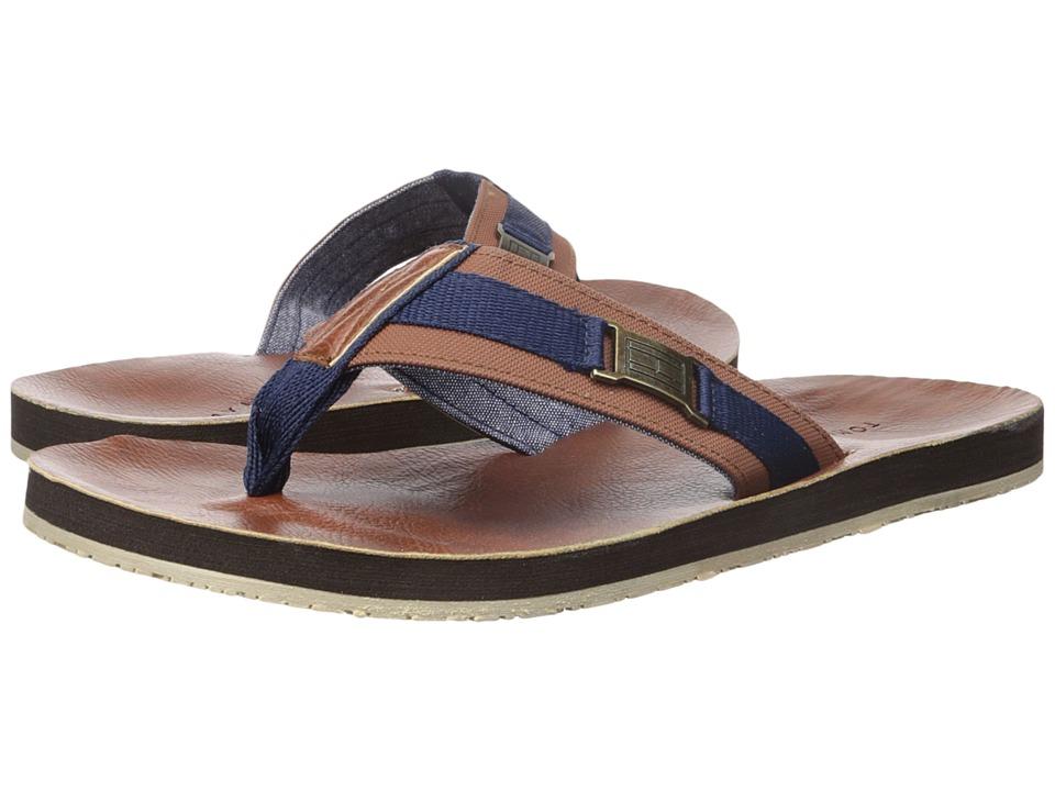 Tommy Hilfiger - Dustin (Brown) Men's Shoes