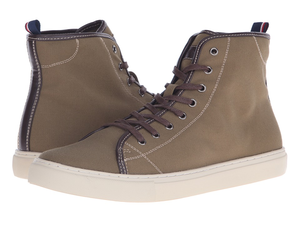 Tommy Hilfiger - Manhattan 2 (Olive) Men's Shoes