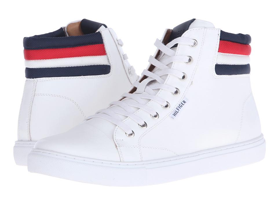 Tommy Hilfiger - Mill (White) Men's Shoes
